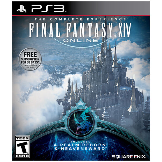 PS3 Final Fantasy XIV: Online