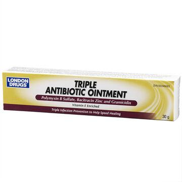 London Drugs Triple Antibiotic Ointment - 30g