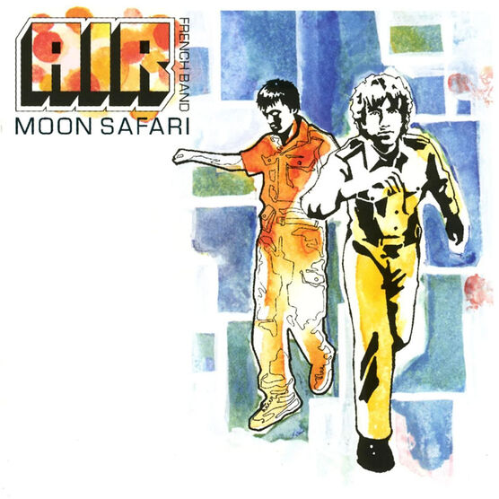 Air - Moon Safari - Vinyl