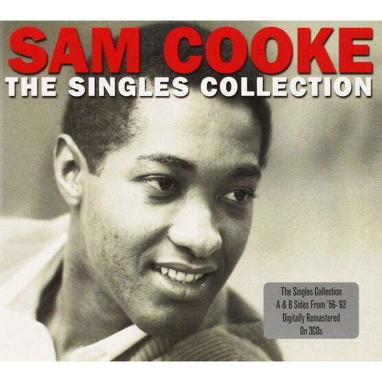 Sam Cooke - The Singles Collection - 3 CD