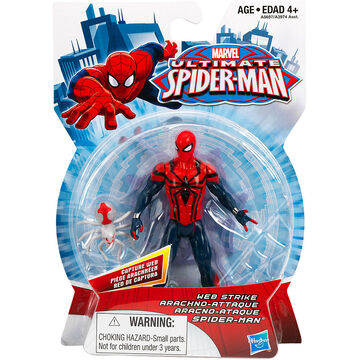 "Marvel Ultimate Spider-Man 3.75"" Figure - Assorted"