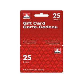 Petro-Canada Gift Card - $25