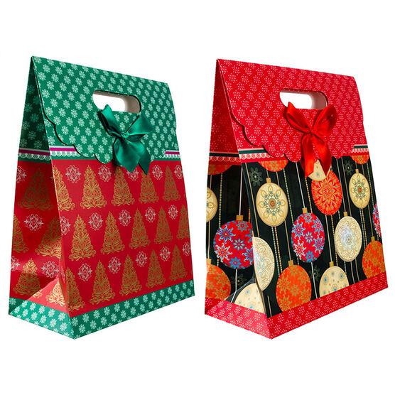 Paper Trendz Handle Gift Bag - Assorted