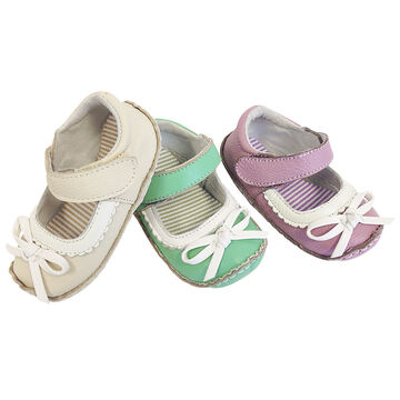 Outbaks Mary Janes with Bow - Girls - Assorted