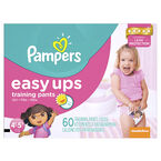 Pampers Easy Ups Trainers - Girls - 4T-5T  - 60's/Super