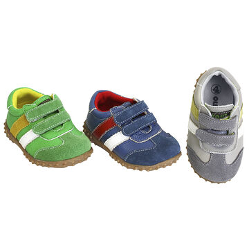 Outbaks Runner Suede/Leather Assorted - Boy's