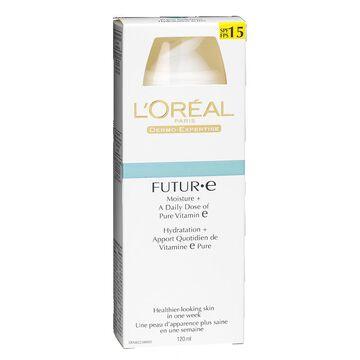 L'Oreal Dermo-Expertise Futur-e Moisturizing Lotion SPF 15 - 120ml