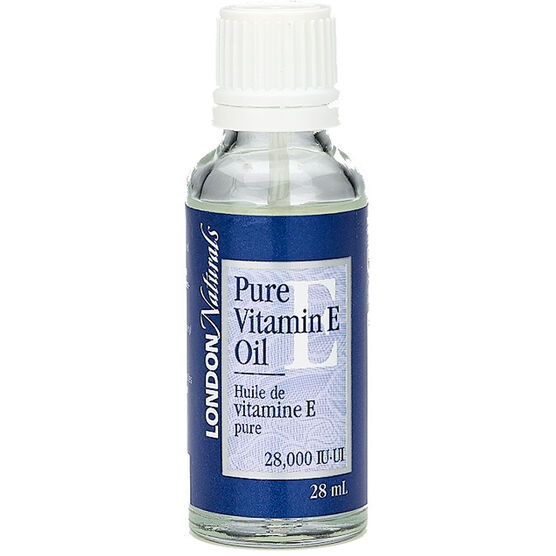 London Naturals Pure Vitamin E Oil 28,000 IU - 28ml