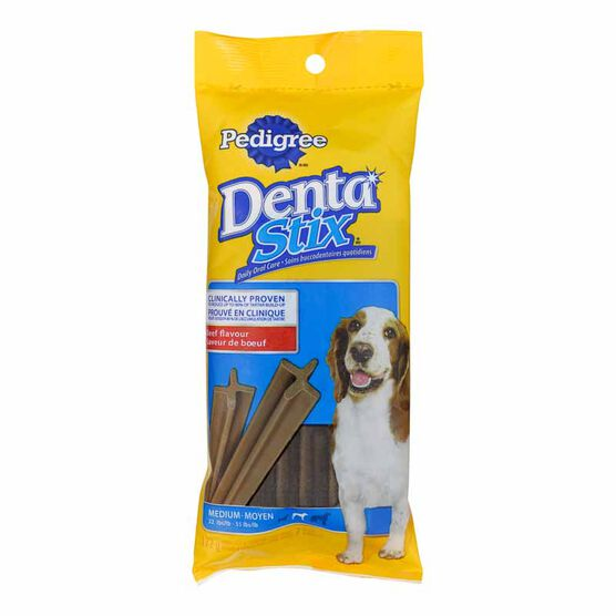 Pedigree Dentastix - Beef - Medium - 172g