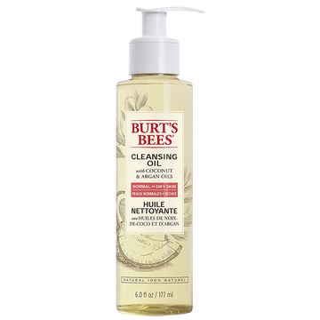 Burt's Bees Facial Cleansing Oil - Normal to Dry - 177ml