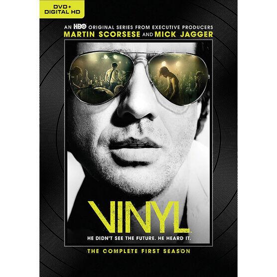 Vinyl: Season 1 - DVD