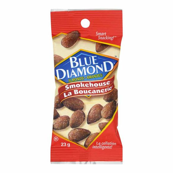 Blue Diamond Smokehouse Almonds - 23g