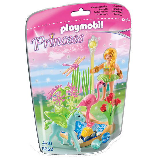 Playmobil Summer Fairy Princess with Pegasus - Assorted - 53527
