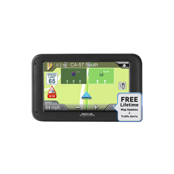 Magellan RoadMate 5250T-LM GPS - RM5250RGPUC - Factory Reconditioned
