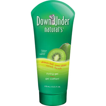Down Under Natural's Ultimate Hold Gel - 175ml