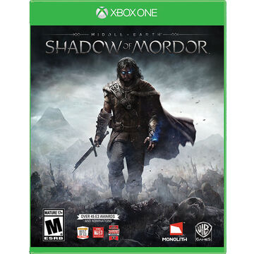 Xbox One  Middle Earth: Shadow of Mordor