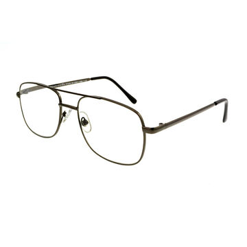 Foster Grant RR 51 Reading Glasses - Gunmetal - 1.25