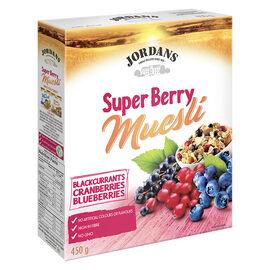 Jordans Muesli Granola - Super Berry - 450g