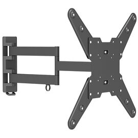 "Evermount Full Motion Wall Bracket for Panels 32"" to 55"" - Black - EMA400"