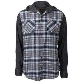 Burnside Men's Flannel Shirt - Assorted - S-2XL