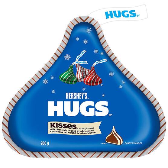 Hershey Christmas Hugs - 200g