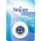 3M Nexcare Gentle Paper Tape - 25.4mm x 9.1m