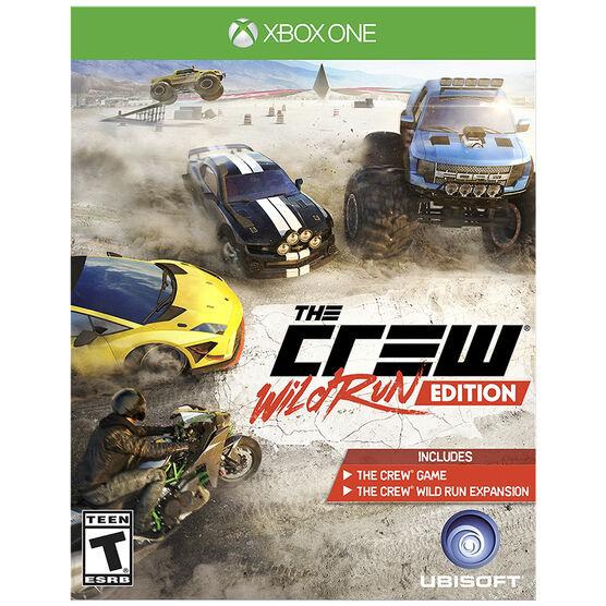 Xbox One The Crew Wild Run Edition