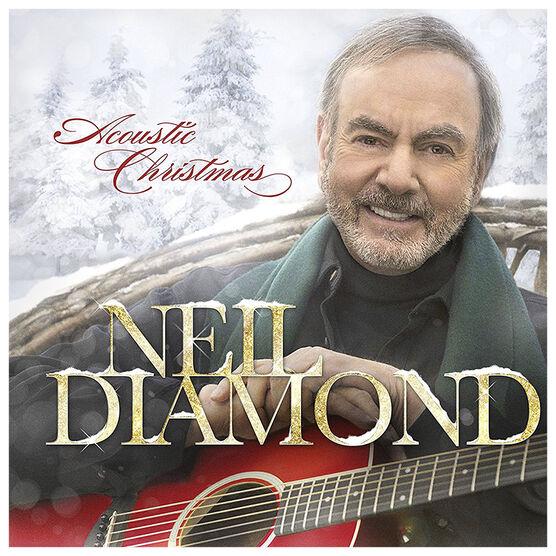 Neil Diamond - Acoustic Christmas - CD