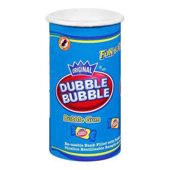 Dubble Bubble Gum Bank - 99g