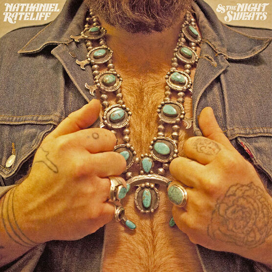 Nathaniel Rateliff & The Night Sweats - Self Titled - Vinyl