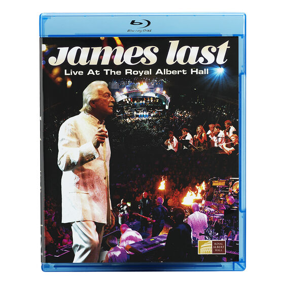 James Last - Live At The Royal Albert Hall - Blu-ray