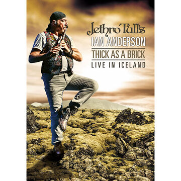 Jethro Tull's Ian Anderson - Thick As A Brick: Live in Iceland - DVD