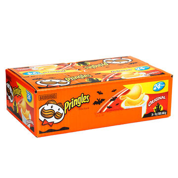 Pringles Halloween Pack - Original - 24's