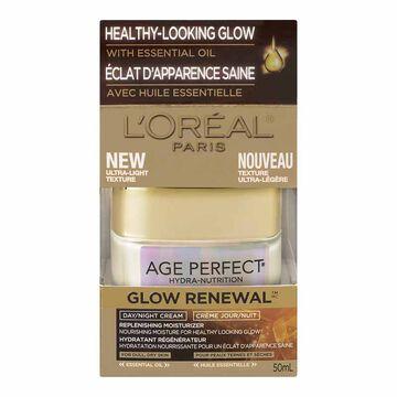 L'Oreal Age Perfect Glow Renewal Day/Night Cream - 50ml