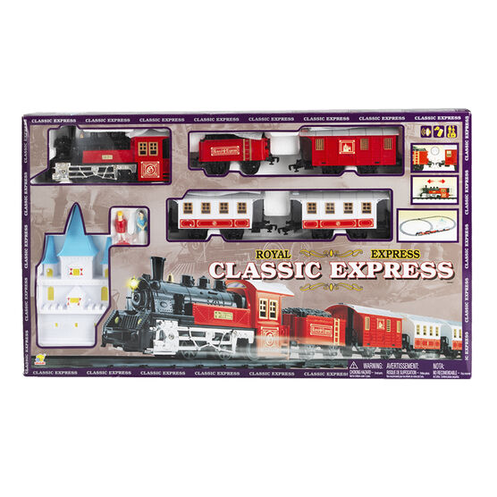 Royal Express Train Set