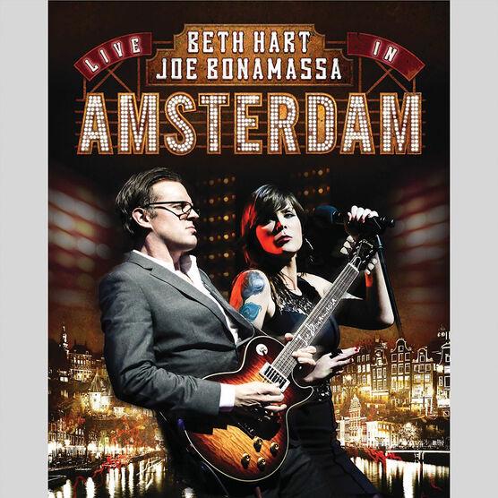 Beth Hart & Joe Bonamassa: Live In Amsterdam - DVD