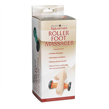 Zenzation Athletics Roller Foot Massager - Orange