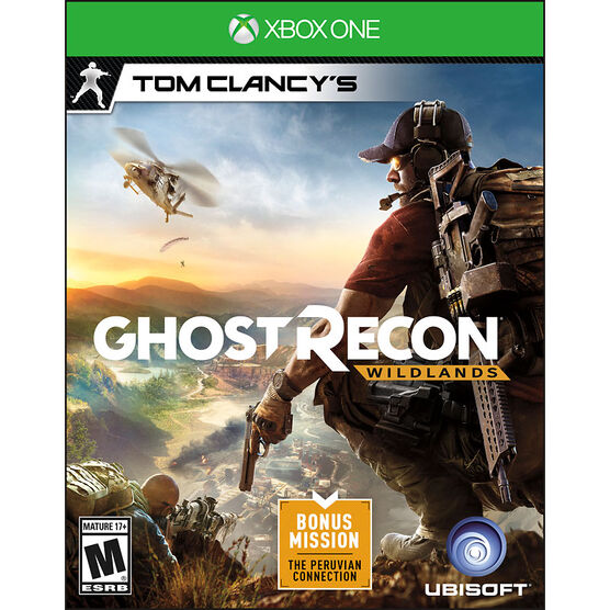 XBOX One Tom Clancys Ghost Recon Wildlands - Standard Edition
