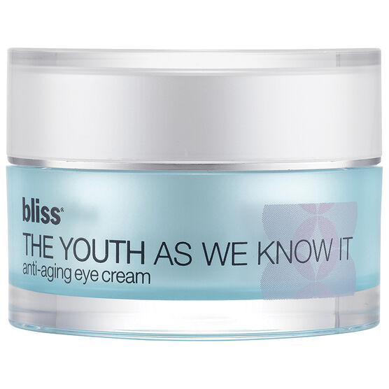Bliss The Youth As We Know It Eye Cream - 15ml