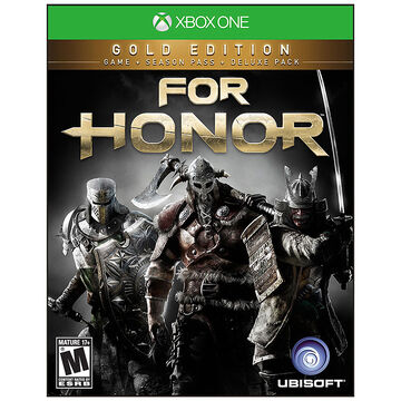 PRE-ORDER: Xbox One For Honor: Gold Edition