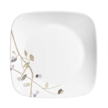 Corelle Livingware Square Midnight Garden Lunch Plate - 8.75inch