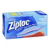 Ziploc Freezer Value Pack - Medium - 38's
