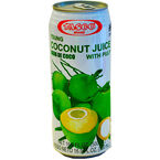 Tasco Coconut Juice with Pulp - 500ml