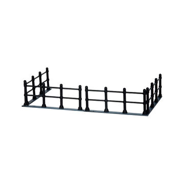Lemax Canal Fence - Set of 4