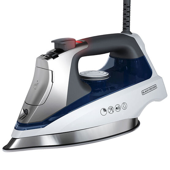 Black & Decker Allure Steam Iron - D3030