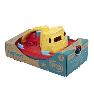 Green Toys - Tug Boat - Assorted
