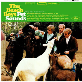 The Beach Boys - Pet Sounds (50th Anniversary Stereo Edition) - Vinyl