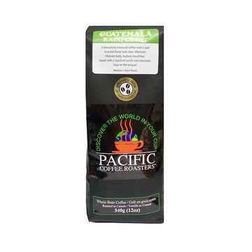Pacific Whole Bean Coffee - Guatemala - 340g