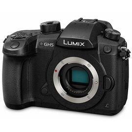 PRE-ORDER: Panasonic LUMIX GH5 Body - Black - DCGH5K