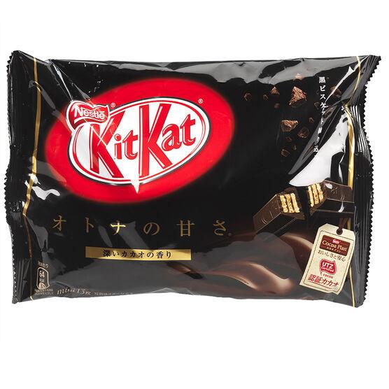 Nestle Mini Kit Kat - Dark Chocolate - 147g